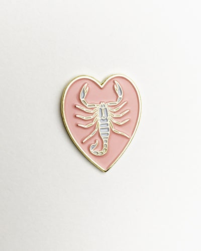 Image of  Spicy Sweetheart Pin