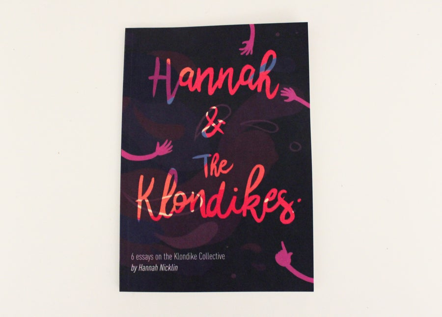 Image of HALF PRICE -- Hannah & The Klondikes - Physical copy