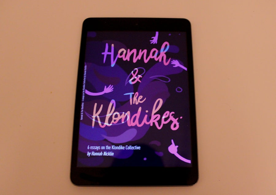Image of Hannah & The Klondikes - PDF copy