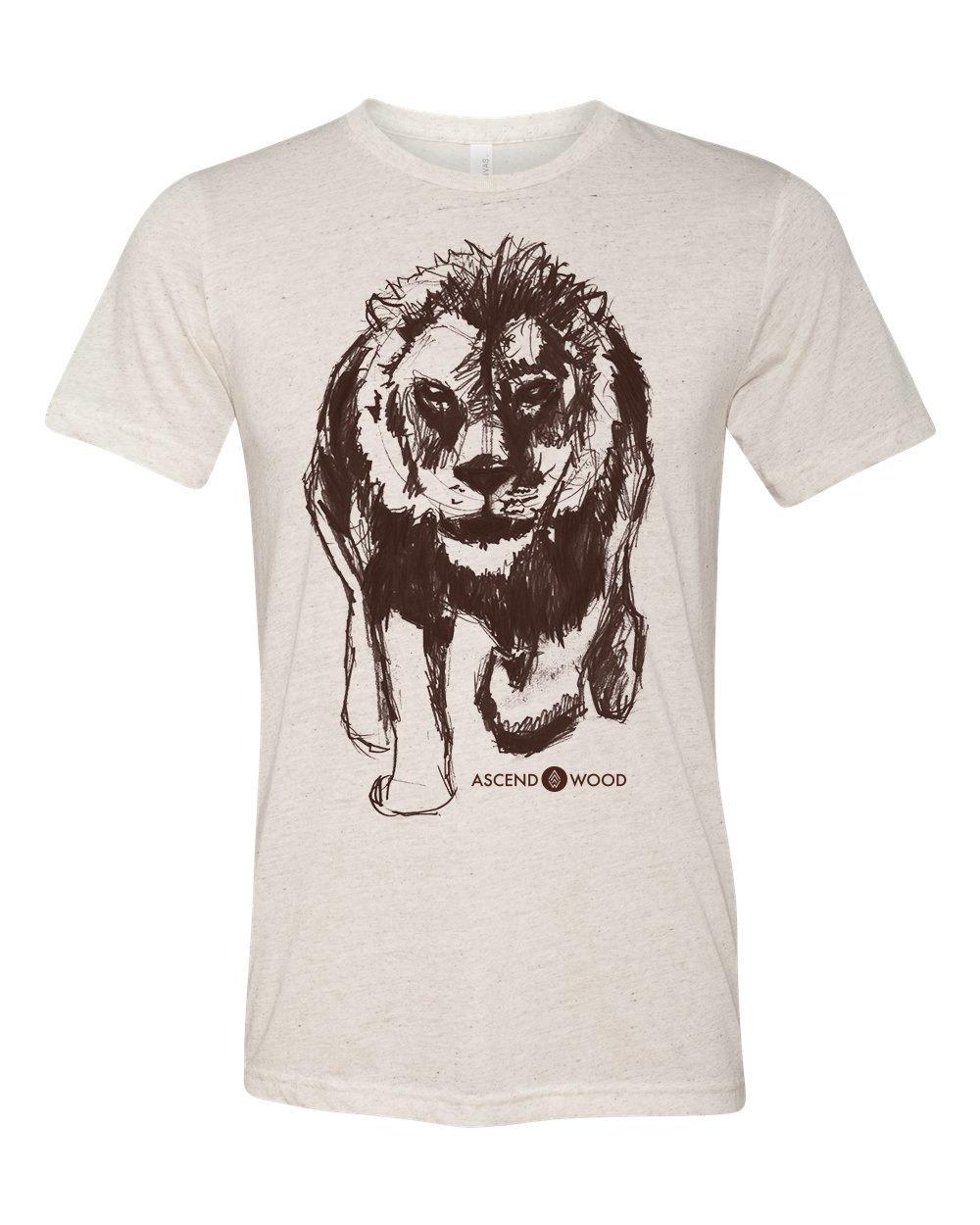 Image of Bold Lion Tee