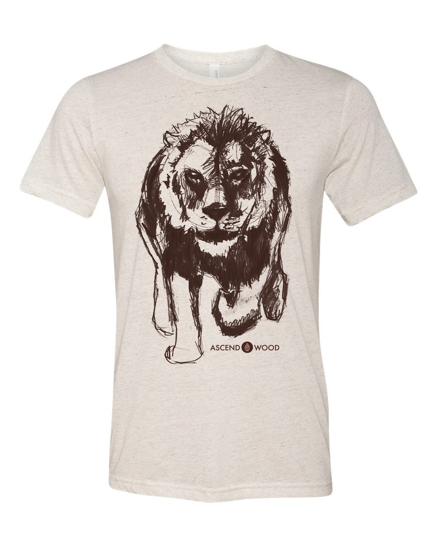 Image of Bold Lion Tee
