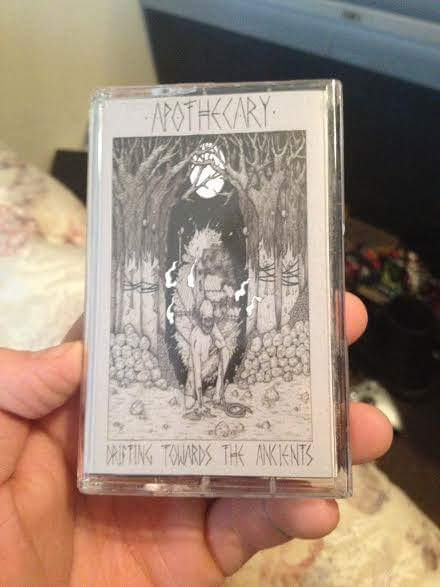 Image of Drifting Towards the Ancients Cassette