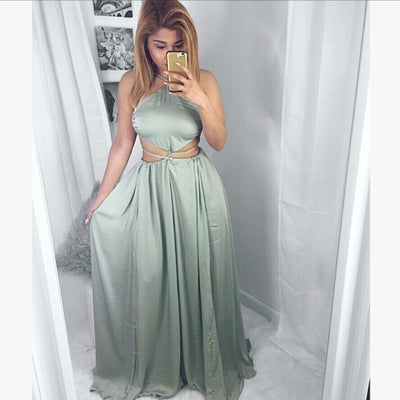 Image of Sage maxi dress
