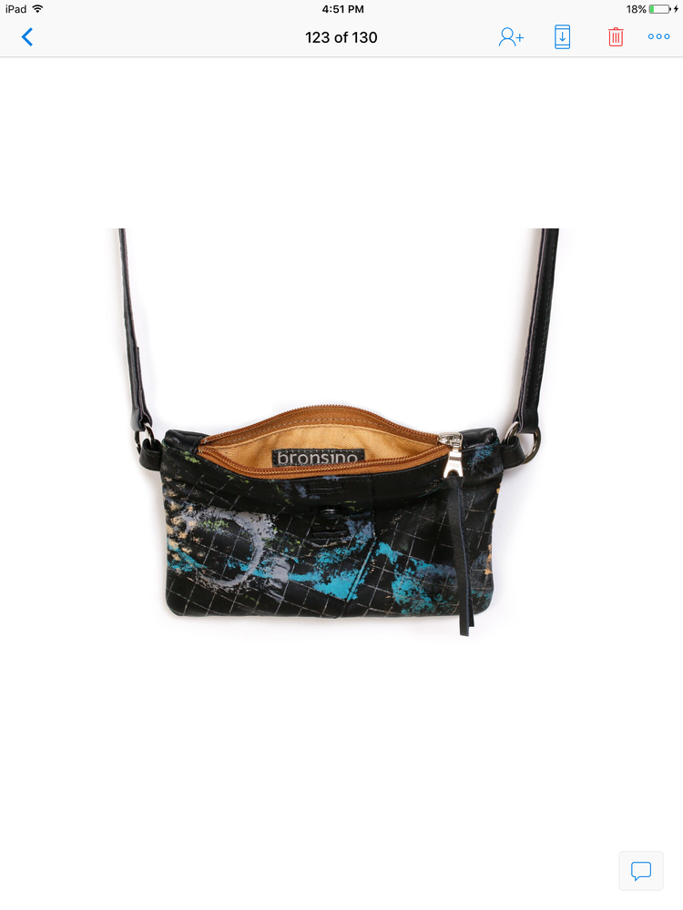 Image of Chelsea Crossbody - hand painted