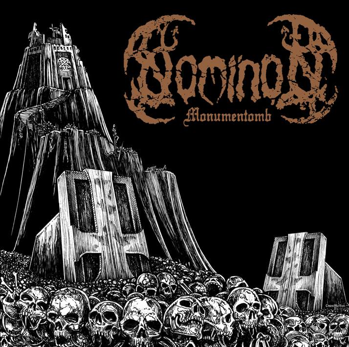 "Image of NOMINON "" Monumentomb "" CD"
