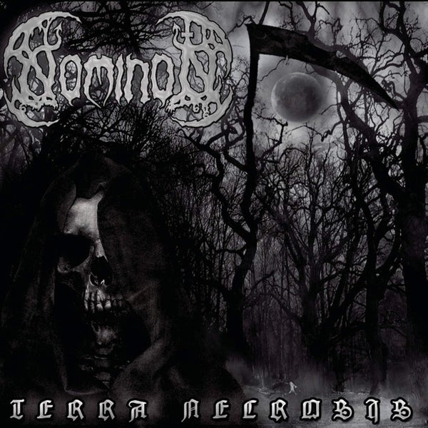 "Image of NOMINON "" Terra Necrosis  ""  CD"