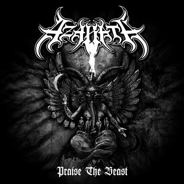 "Image of AZARATH "" Praise The Beast "" CD"