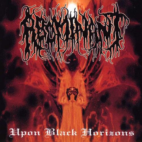 Image of ABOMINANT - Upon Black Horizons CD