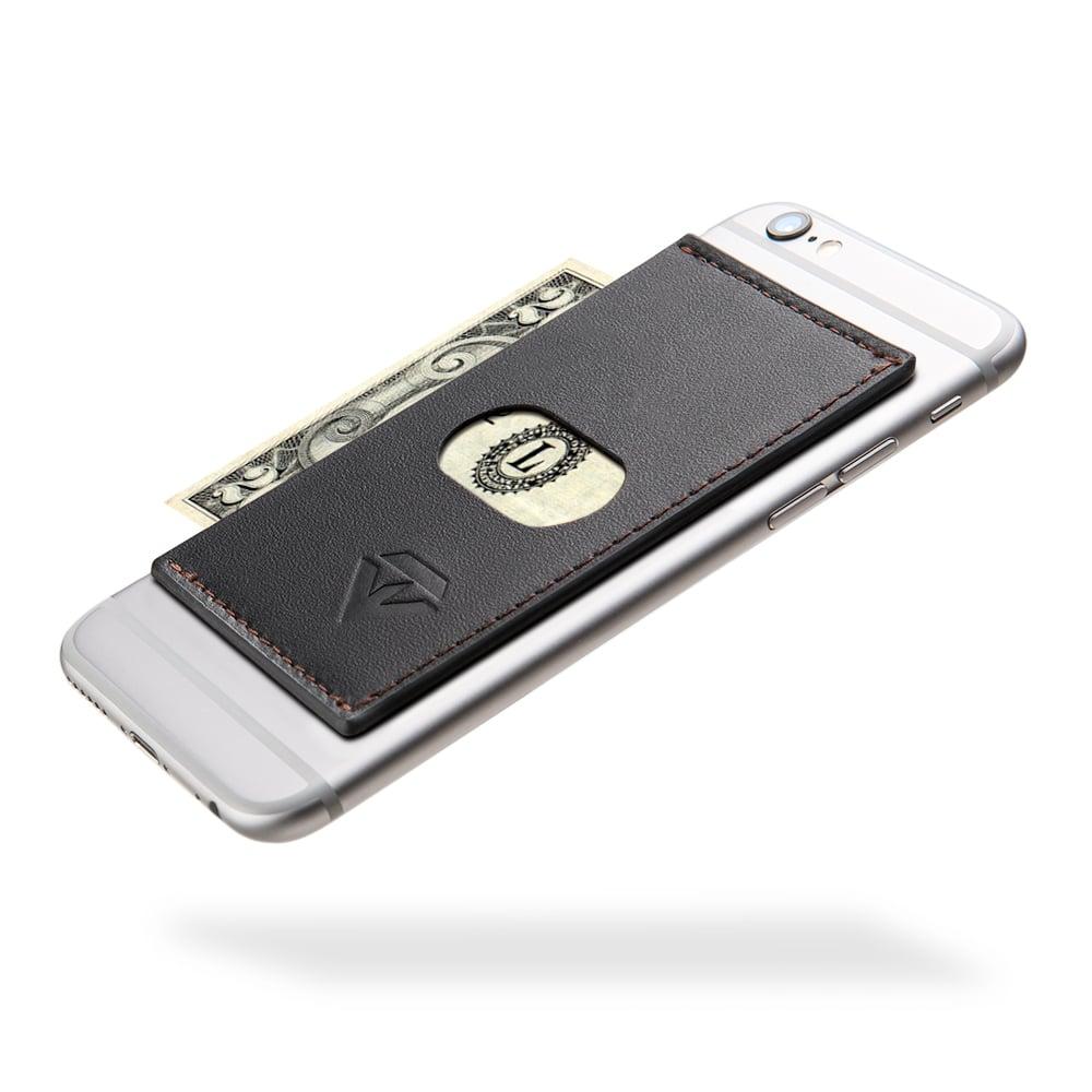 Image of Slim Wallet (Black)