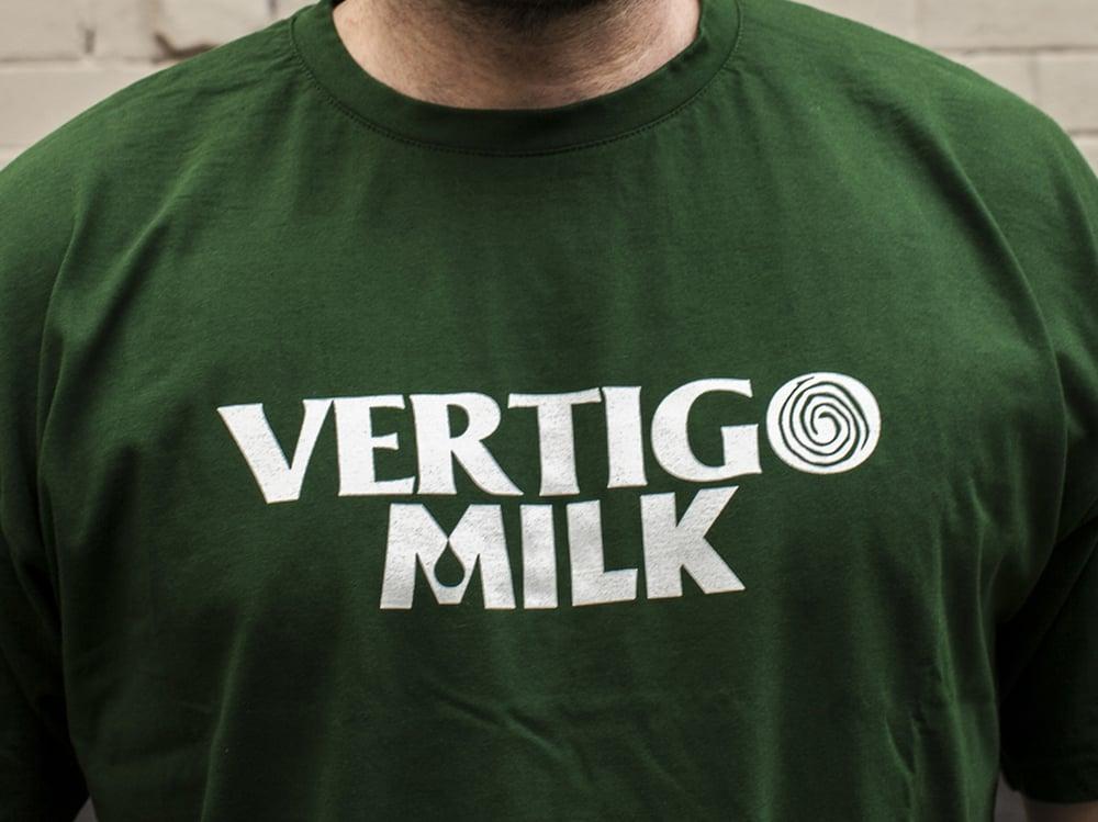 Image of T-SHIRTS VERTIGO MILK COTON 185g/m²