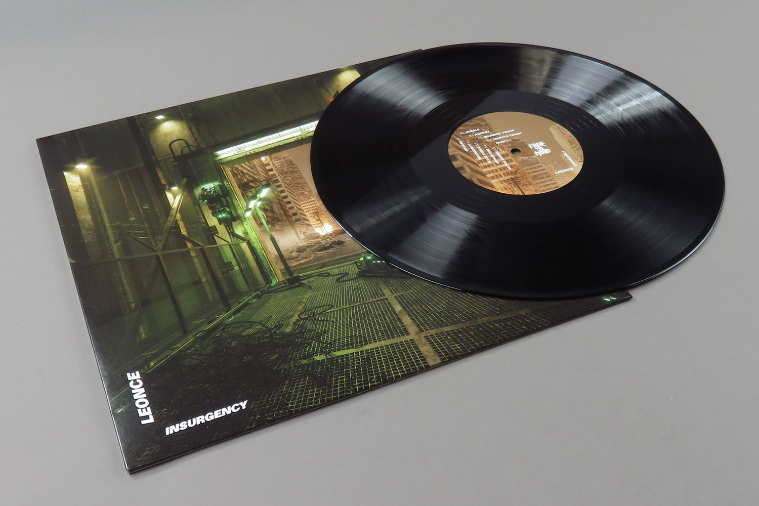 Image of LEONCE - Insurgency [Limited Edition Vinyl]