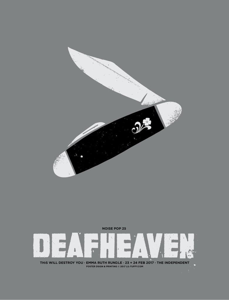 Image of Deafheaven - San Francisco 2017