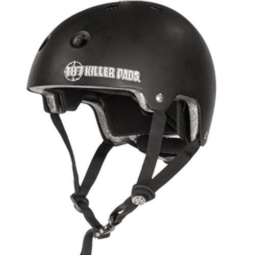 Image of CERTIFIED HELMET - Matte Black