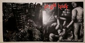 "Image of ENDLESS DEMISE / FIEND split 7"""
