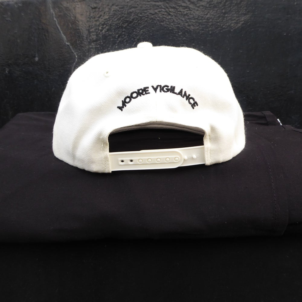 Image of 'Under The Influence' Snapback (Off White)