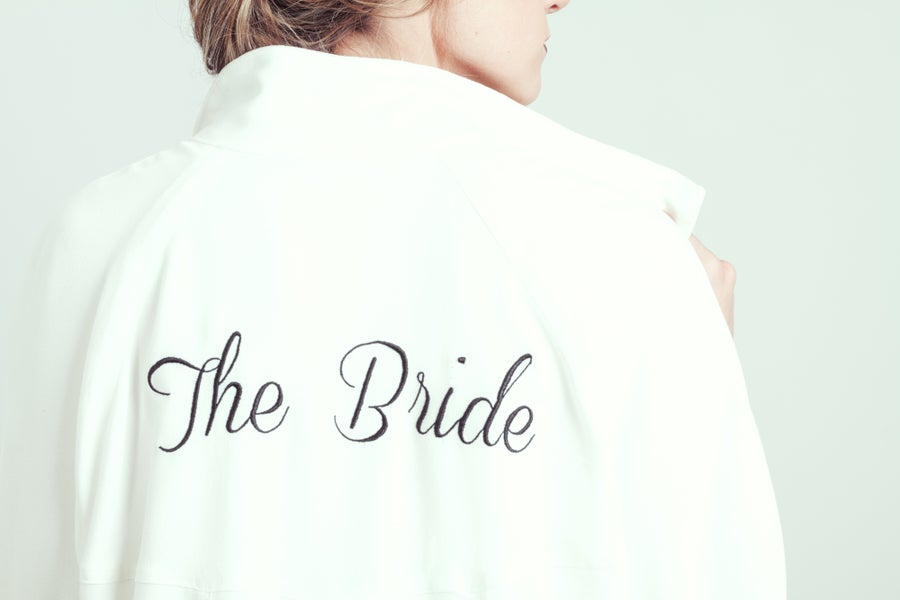 "Image of Chaqueta de novia  ""The Bride"""
