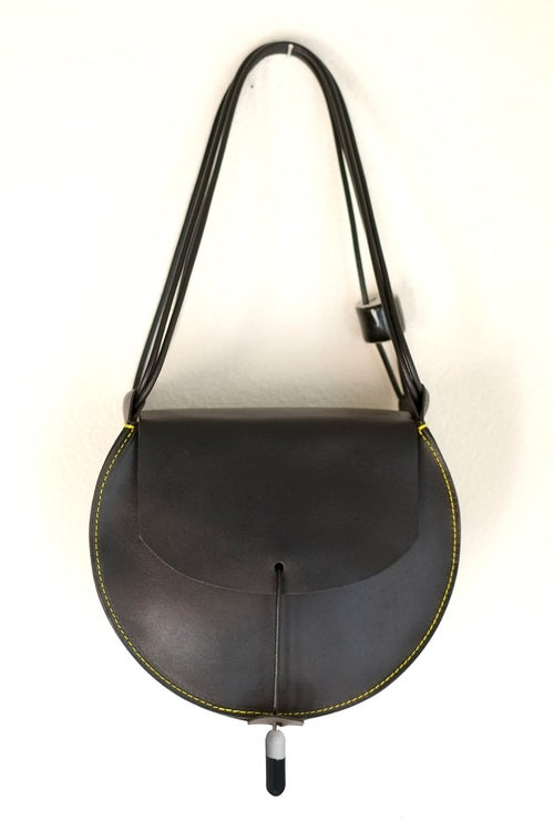 Image of black drum bag