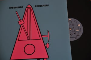 Image of Dinosauri (Limited edition LP) Effe Punto