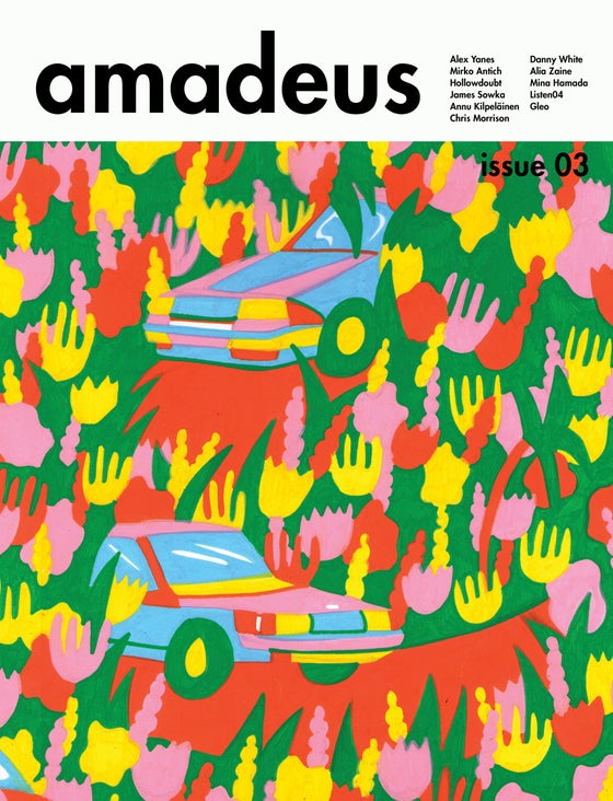 Image of Amadeus Issue 03