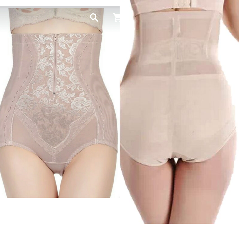 Image of Cq lace undergarment(tan)
