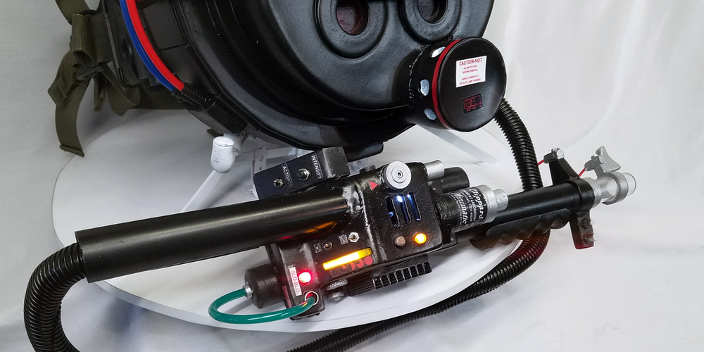 Image of Ghostbusters Proton Pack replica