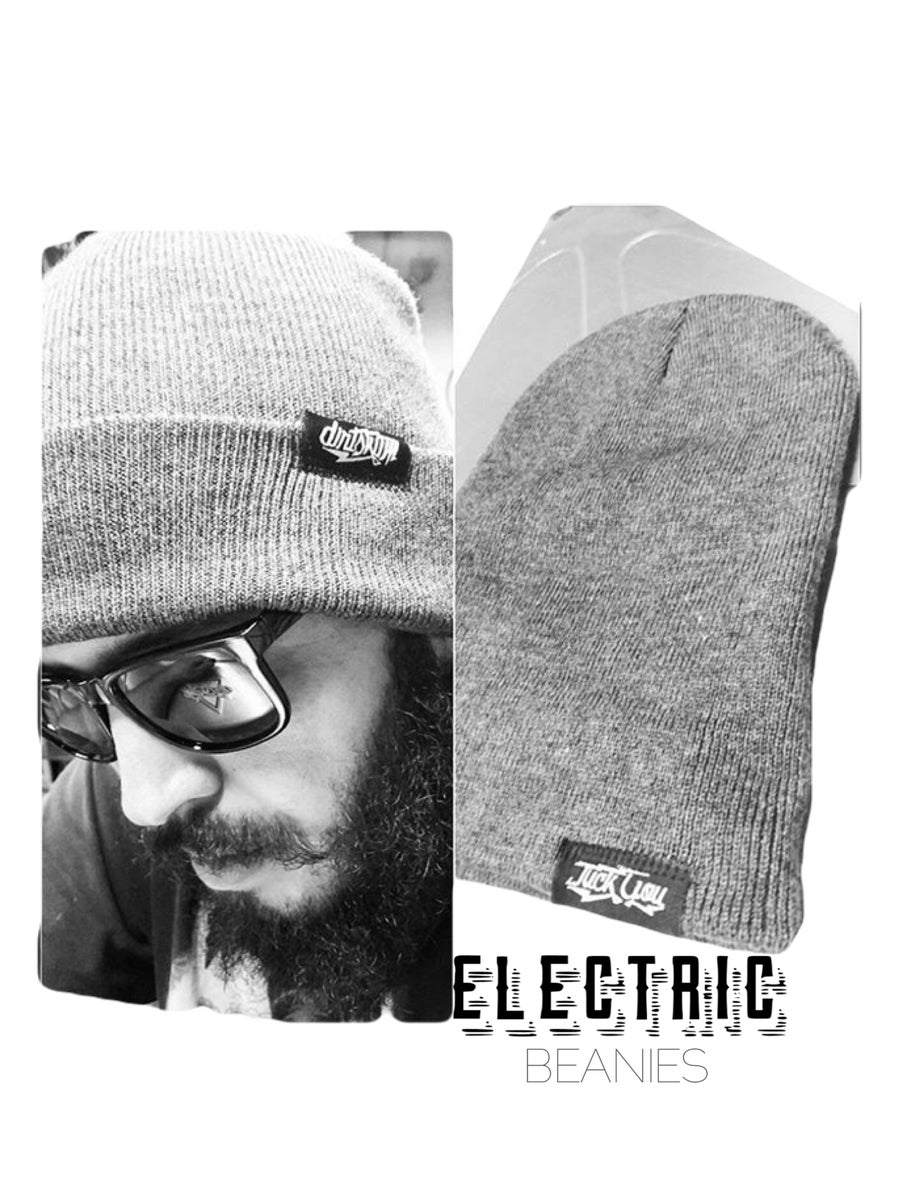 Image of ELECTRIC  BEANIE