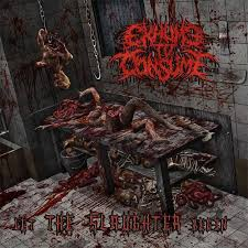 Image of EXHUME TO CONSUME-LET THE SLAUGHTER BEGIN MCD