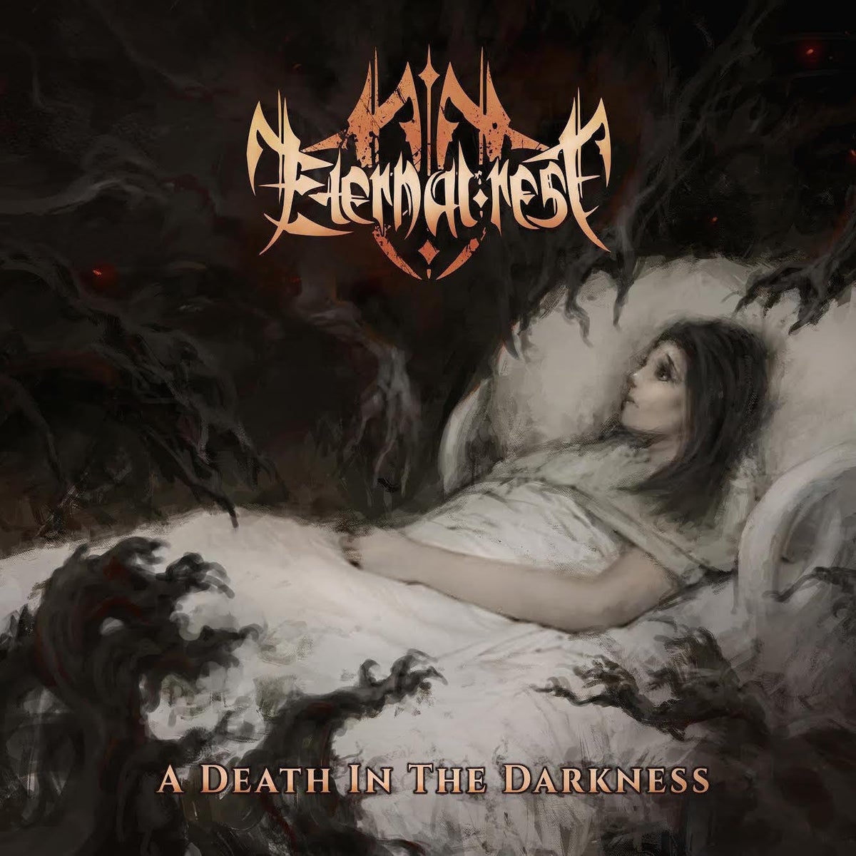 Image of A Death In The Darkness CD