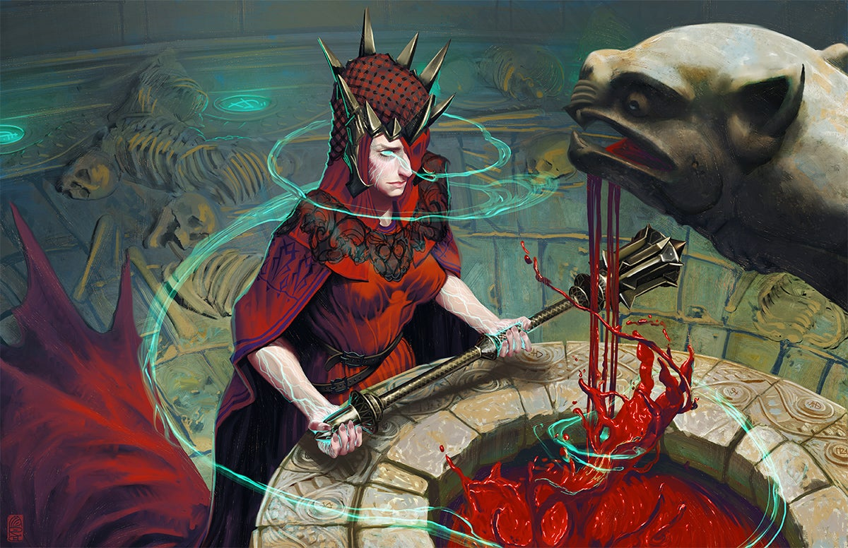 Image of Blood Magic - Print