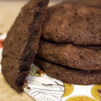 Image of  chocolate xo cookie
