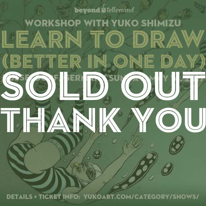 Image of SOLD OUT one day workshop in Dusseldorf, Germany Students: EUR99 Regular: EUR349