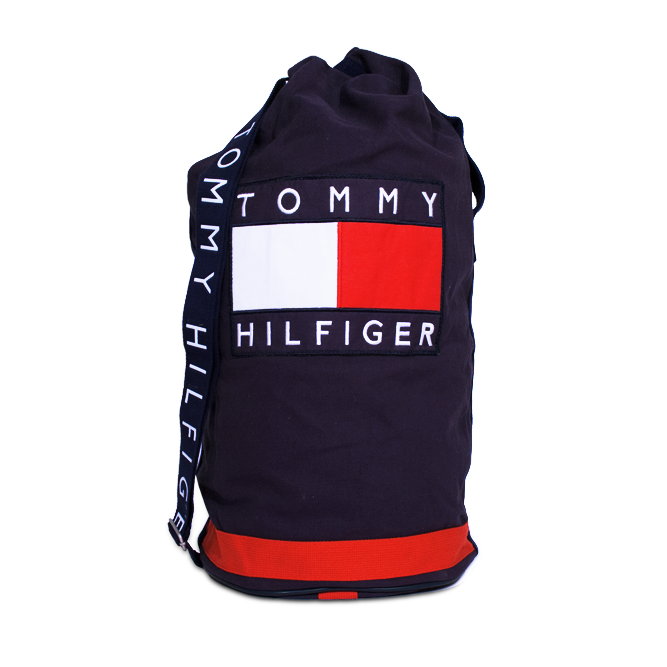 Image of Tommy Hilfiger Vintage Beach Gym Bag