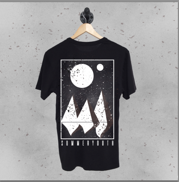 Image of Moon and Stars Tee