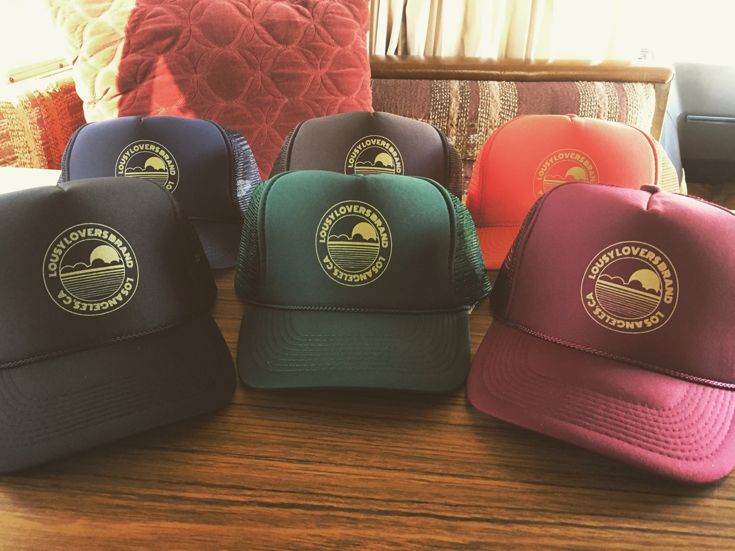 Image of Lousy Summer Mesh Hat **FREE SHIPPING***