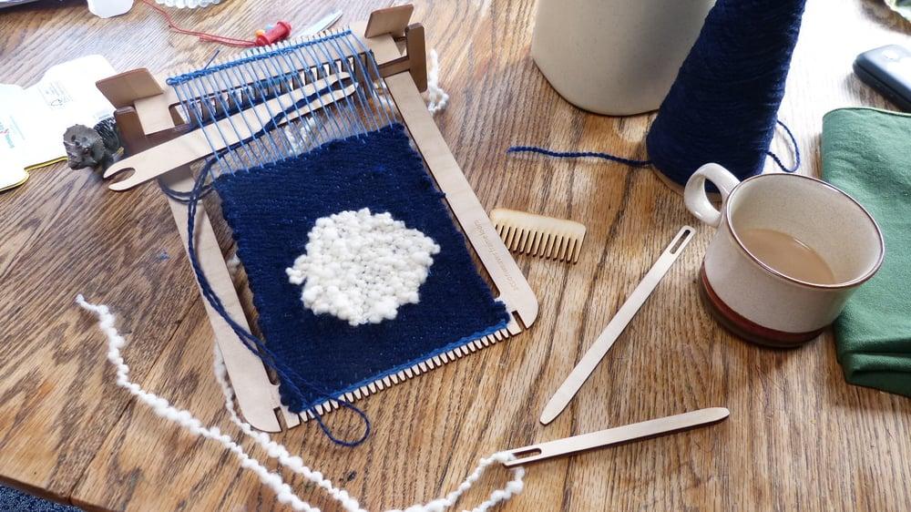 Image of Trav'Loom mini frame loom