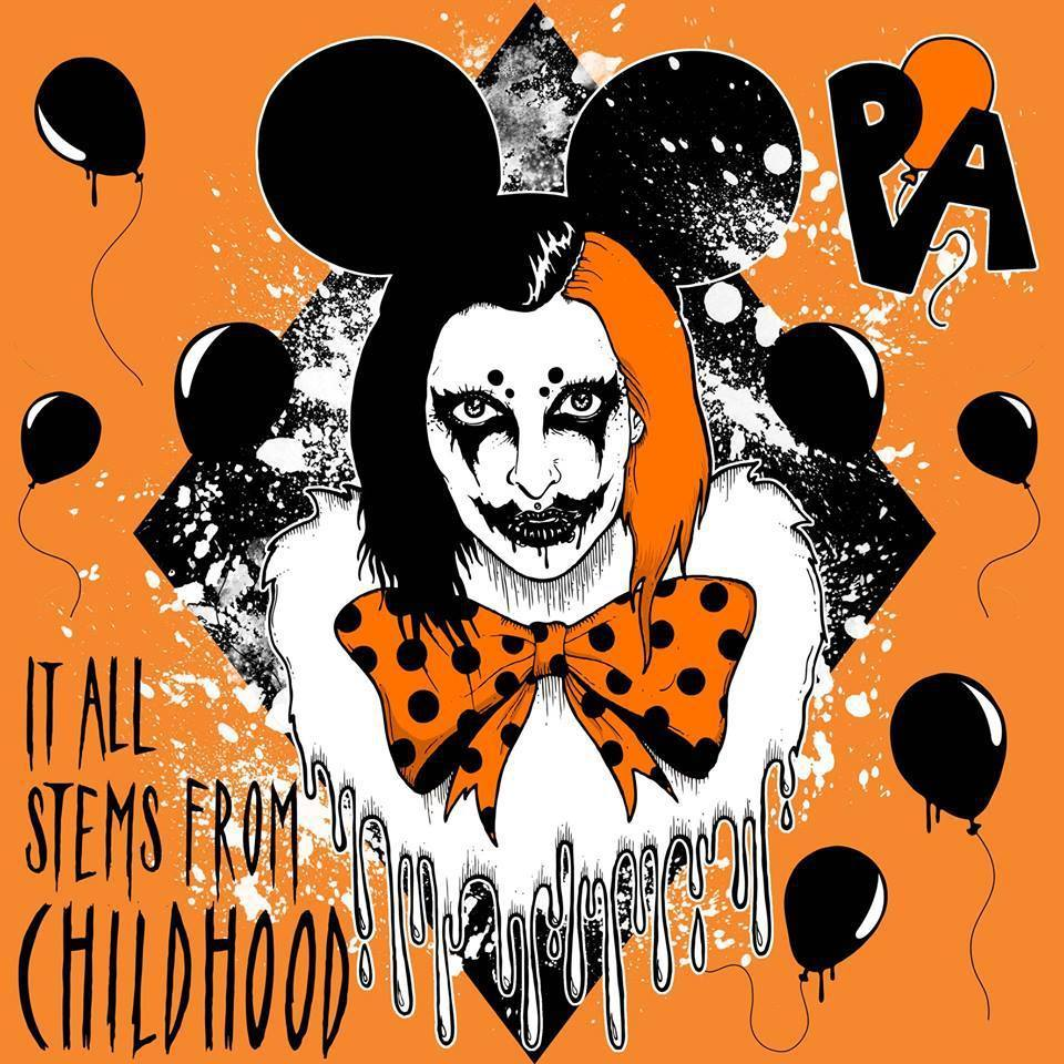 "Image of ""It All Stems From Childhood"" Physical Album"