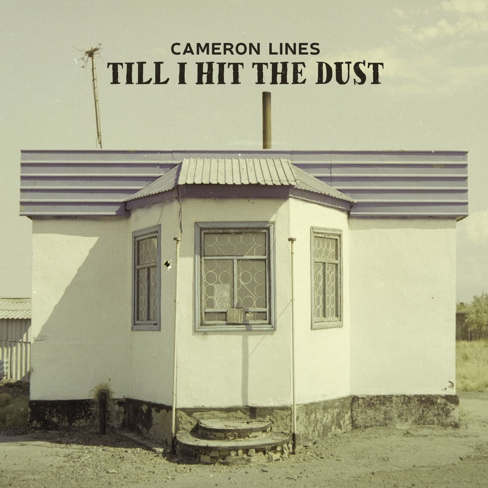 Image of CAMERON LINES - Till I Hit The Dust LP inkl. Download-Code