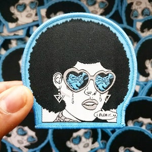 """I BLEW IT..."" Embroidered Patch - Moore Vigilance"