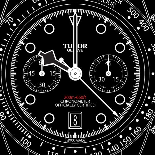 Image of BLACK BAY CHRONO