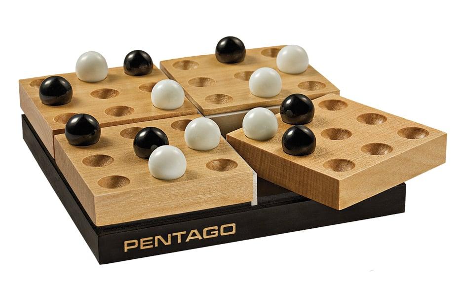 Image of CLASSIC WOOD PENTAGO