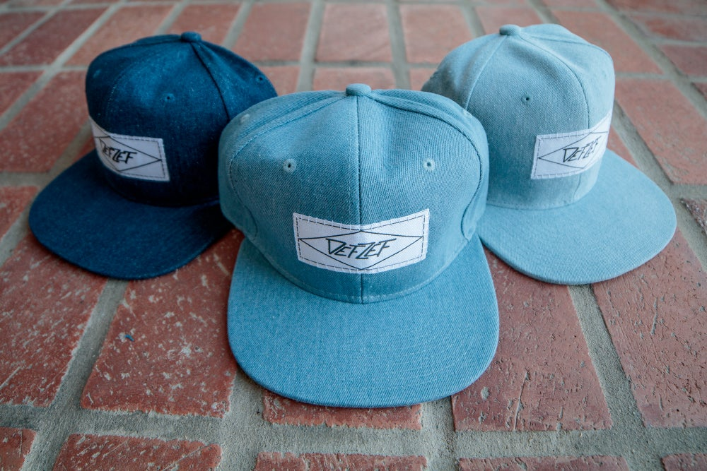 Image of Denim Snapback