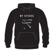 Image of Hoodie - My Vitriol Symbol