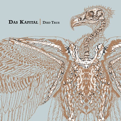 "Image of Das Kapital ""Died True"" CD"