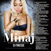 Image of NICKI MINAJ R&B MIX (FEATURES & COLLABOS)