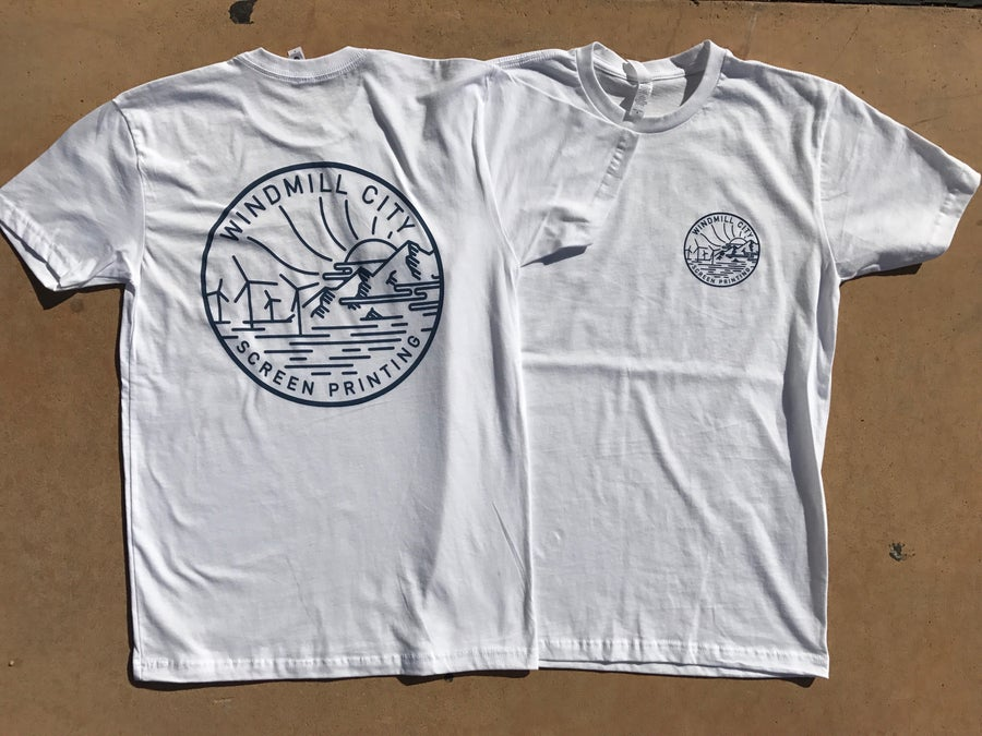 Image of Windmill City Shop Shirt