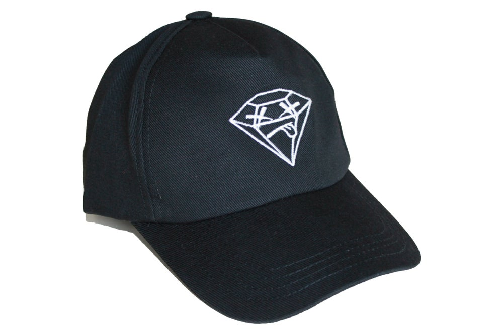Image of Dead Diamond Black Cap