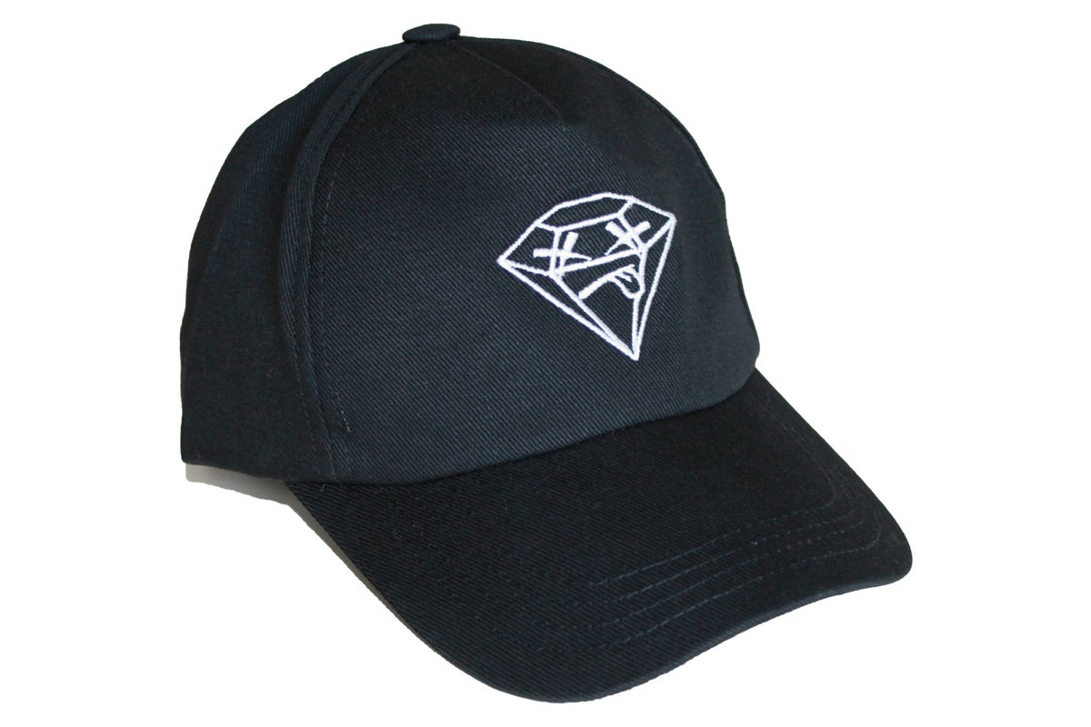 Dead Diamond Black Cap