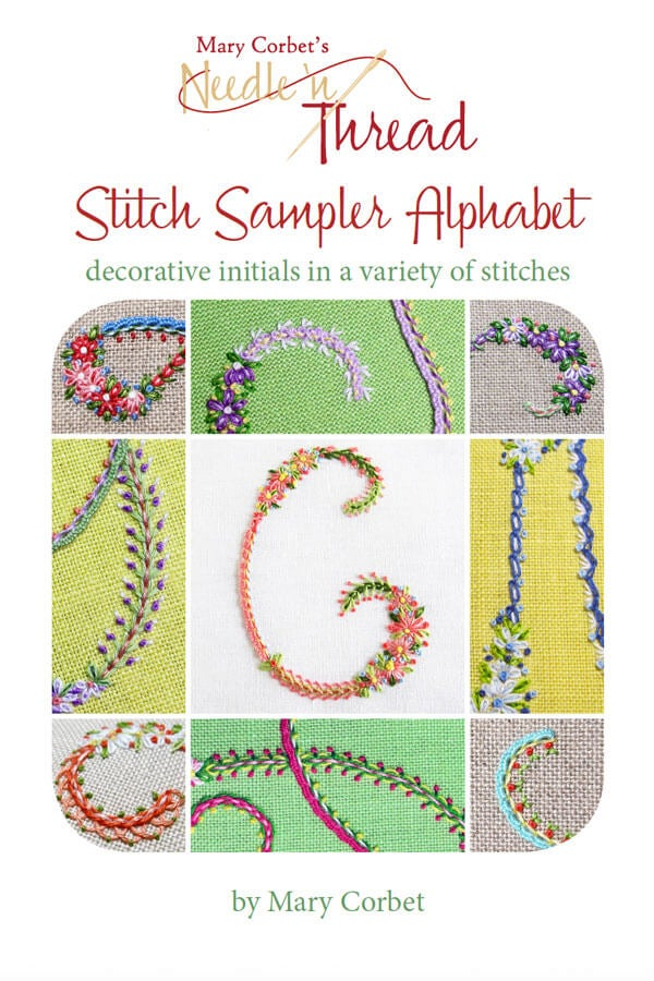 Image of Stitch Sampler Alphabet
