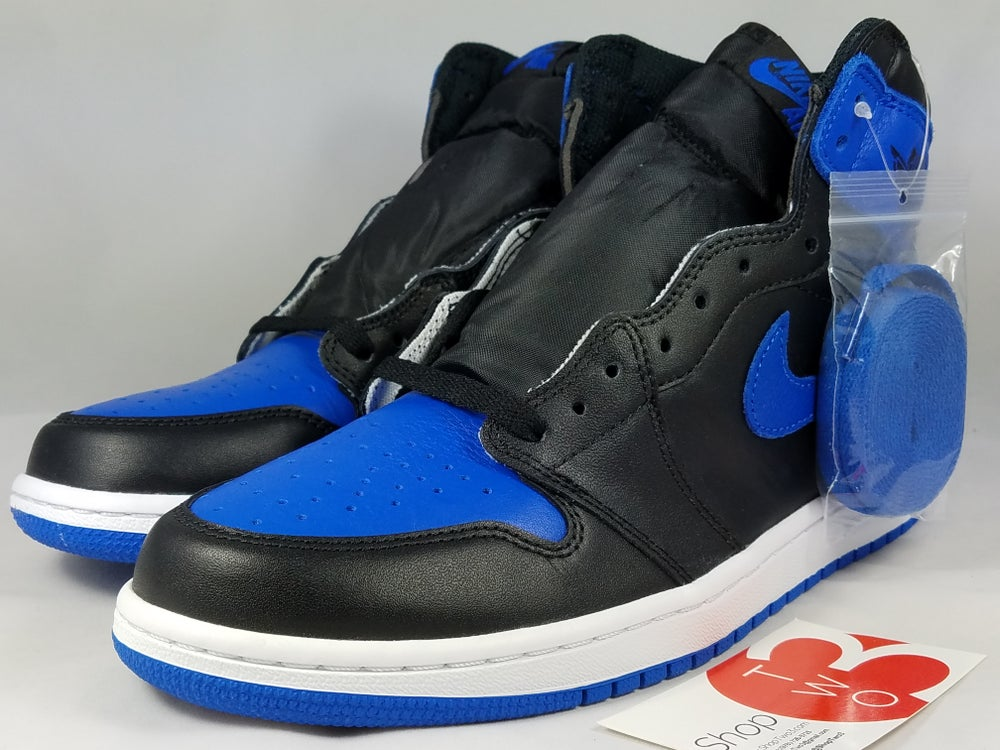 Image of Jordan 1 Retro Royal (2017)