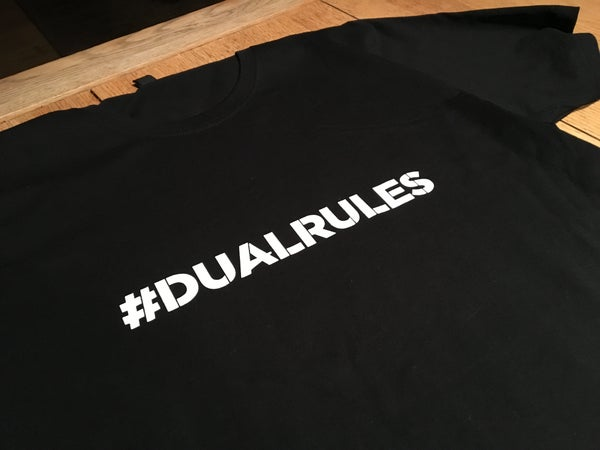 Image of #DuleRules - Howard St Dual Tees